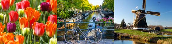 Primavera ad Amsterdam con Olympia Viaggi, prenota i nostri migliori hotel!