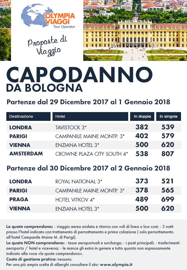 Capodanno da Bologna