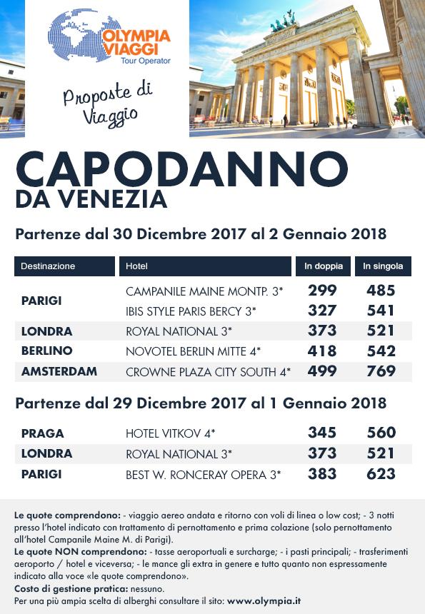Capodanno da Venezia