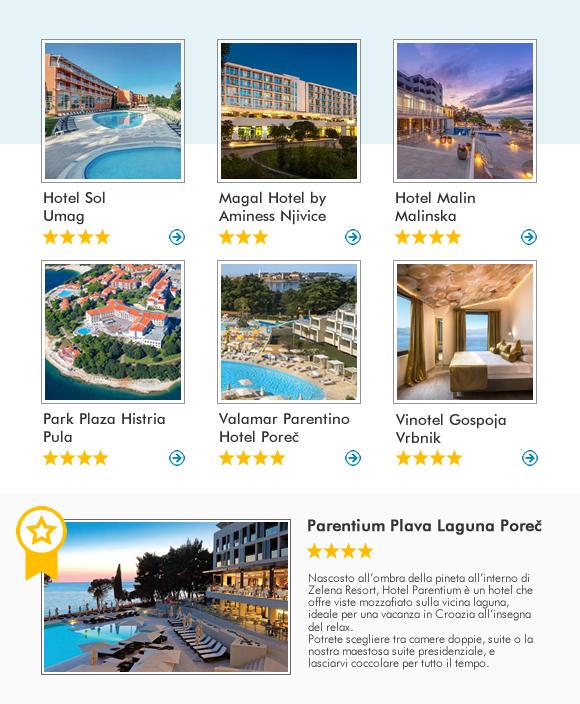 Scopri la Croazia con Olympia Viaggi e prenota i nostri migliori hotel!