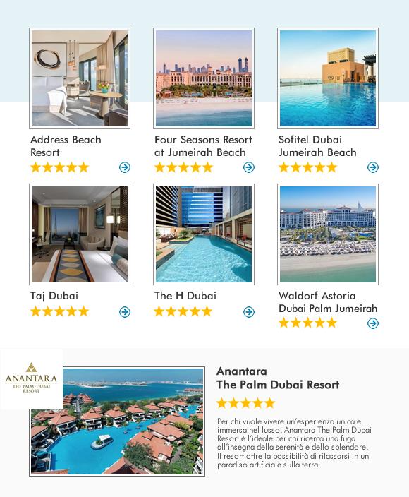 Viaggia a Dubai con Olympia Viaggi e prenota i nostri migliori hotel!