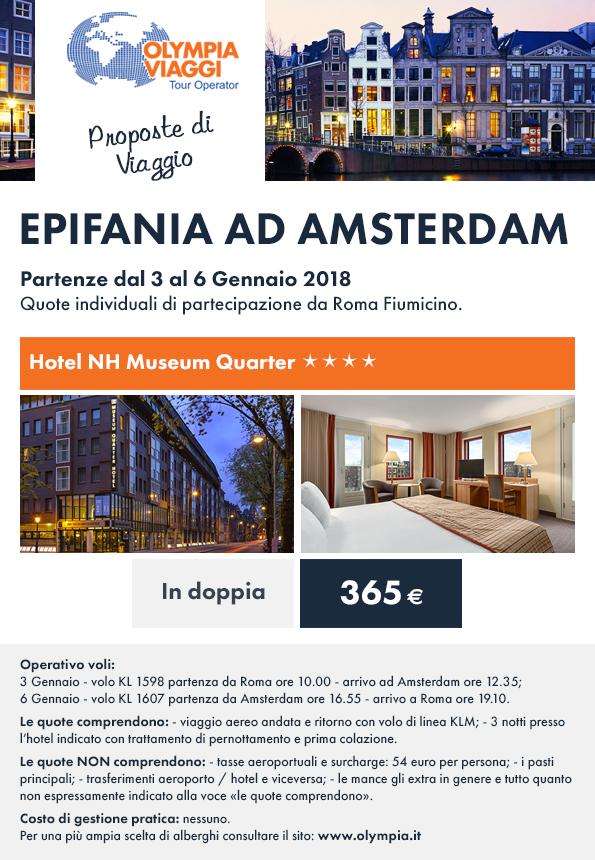 Epifania ad Amsterdam