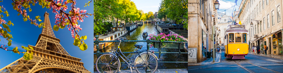 Scopri le offerte di Olympia Viaggi per la primavera 2021!