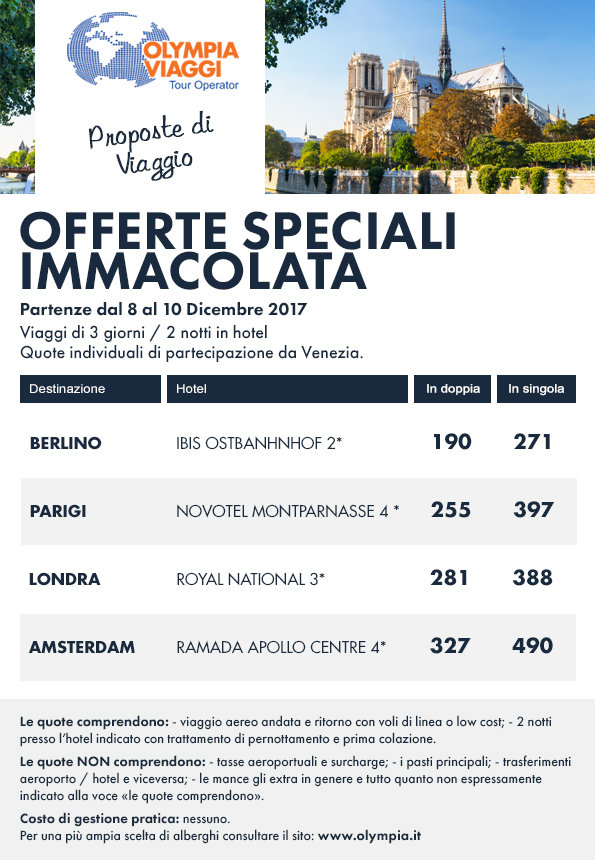 Immacolata da Venezia