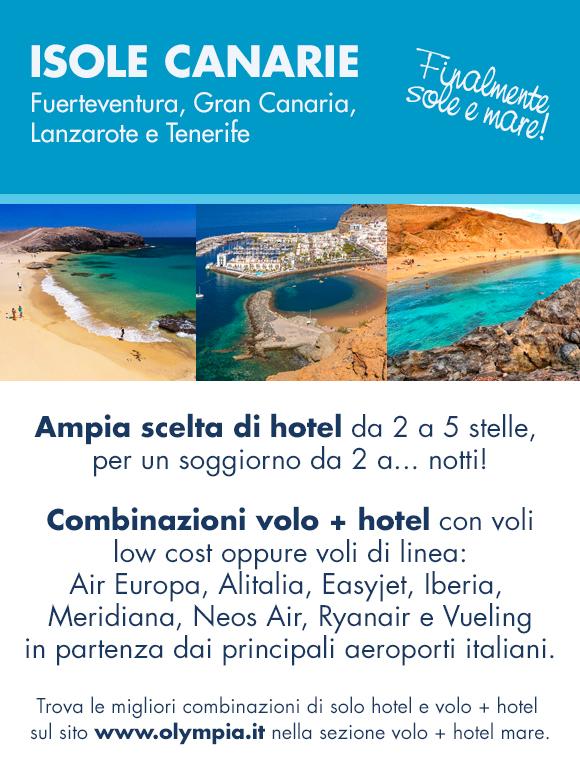 Best Volo Soggiorno Canarie Photos - Comads897.com ...