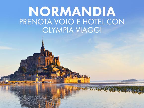 NORMANDIA - Prenota Volo e Hotel con Olympia Viaggi!