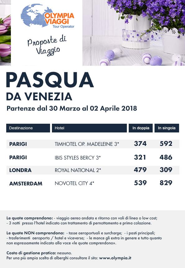 Pasqua da Venezia