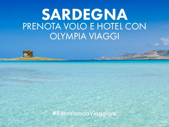 SARDEGNA - Prenota Volo e Hotel con Olympia Viaggi!