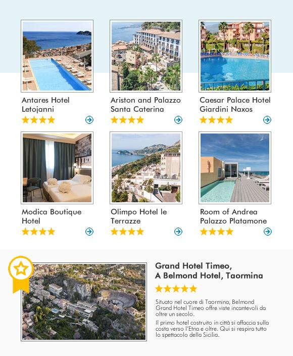 Scopri la Sicilia con Olympia Viaggi e prenota i nostri migliori hotel!